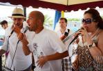 FOTO | Elefunk al Chiosco Zio Berto - Summer Beach Festival